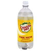 Canada Dry Tonic Water - 1 L