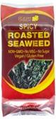 Ocean Snack - Spicy Roasted Seaweed -.35oz