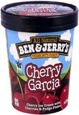 Ben & Jerry's - Cherry Garcia -16oz