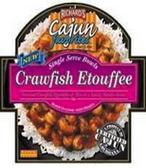 Richard's Cajun Favorite Single Serve Bowls - Crawfish Etouffee