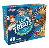 Kellogg's Rice Krispies Treats Variety Pack