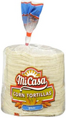 Mi Casa - White Corn -30ct