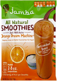 Jamba All Natural Smoothie - Orange Dream Machine -8oz