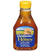 Burleson's  Honey -12 oz