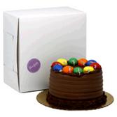 Chocolate Sheet Cake With Buttercream -1/4 Sheet