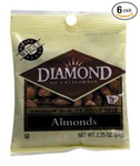 Diamond Whole Almonds - 2.25 oz