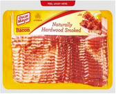 Oscar Mayer - Natural Hardwood Smoked Bacon -16oz