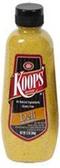 Koop's Horseradish -12oz