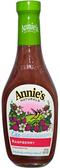Annie's - Lite Raspberry Vinaigrette -8oz
