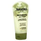 Aveeno Skin Brightening Daily Scrub - 5 Oz