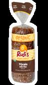 Rudi's Organic Bakery - 7 Grain with Flax -22oz