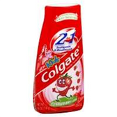 Colgate Kids 2 In 1 Strawberry Toothpaste - 4.6 Oz