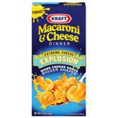 Kraft Macaroni & Cheese Extreme Cheese Explosion Dinner-5.5 oz