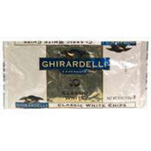Ghirardelli Classic White Chocolate Chips- 11 oz