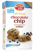 Enjoy Life Soft Baked ChocolateChip Cookies-Nut & GlutenFree-6oz