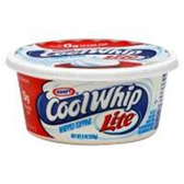Kraft Cool Whip Lite Whipped Topping - 8 oz