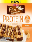 Fiber Plus Protein Bars- Peanut -5 bars
