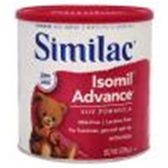 Similac Advance Powder Soy Formula