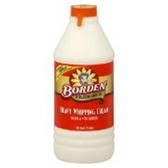 Borden Heavy Whipping Cream -8 oz