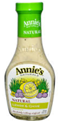 Annie's - Lemon & Chive Dressing -8oz