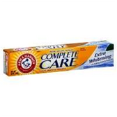Arm and Hammer Toothpaste Complete Care Extra White - 6 Oz