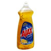 Ajax Lemon Dish Liquid -34 Fl. Oz