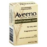 Aveeno Moisturizing Bar - 3.5 Oz