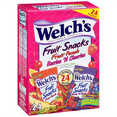 Welch's Combo Pack Fruit Snacks -21.6 oz