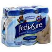 PediaSure Nutritional Pediatric Drink Vanilla - 8 pk