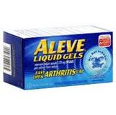 Aleve Arthritis Liquid Gels - 80 Count