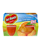 Del Monte - Mandarin Oranges in Orange Gel -4ct