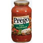 Prego Mushroom Sauce - 24 oz