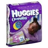 Huggies Overnites Diapers Size 5