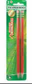 Dixon Red Ticonderoga Pencils -2ct