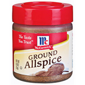 McCormick Ground Allspice -0.9 oz