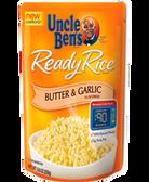 Uncle Ben's Ready Rice - Butter & Garlic -8.8oz