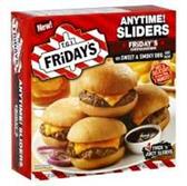 T.G.I. Fridays Cheeseburger w/ Sweet and Smoky BBQ Sauce-12 oz