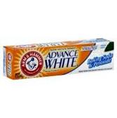 Arm & Hammer Advance White Brilliant Sparkle Fluoride Toothpaste