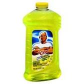 Mr Clean Summer Citrus Liquid Cleaner -40 oz
