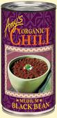 Amy's - Organic Chili - Medium Black Bean -14.7oz