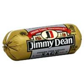 Jimmy Dean Pork Sausage Sage - 16 oz