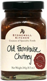 Stonewall Kitchen - Old Farmhouse Chutney -8.5oz