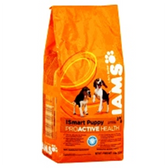 Iams Dog Food Bag Dry Original Puppy - 8 Lb