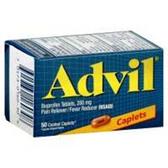 Advil Tablets - 50 Count