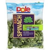Fresh Express Baby Spinach Salad