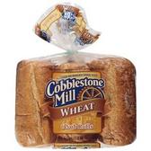 Cobblestone Mill Wheat Sub Rolls -6 ct