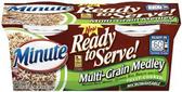 Minute Rice - Multi-Grain Medley -4.4oz
