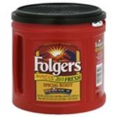 Folgers Classic Roast Coffee - 33.9 oz