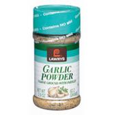 Lawry's Garlic Powder -5.5 oz