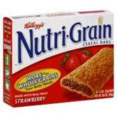 Kellogg's Strawberry Nutri-Grain
